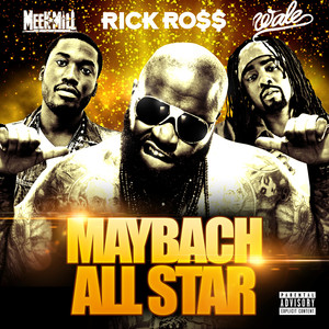 Maybach All Star Albumcover