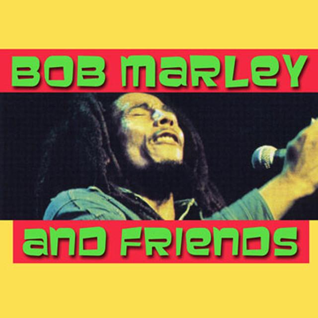 Bob Marley album cover