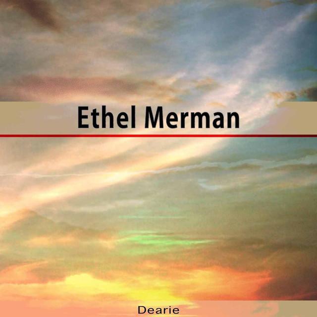 Ethel Merman Dearie album cover