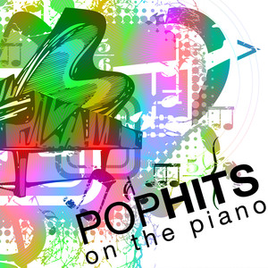 Pop Hits on the Piano Albumcover
