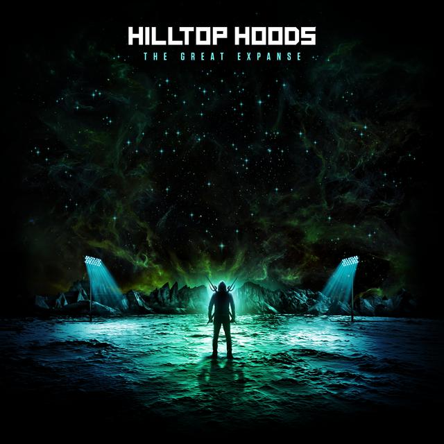 Album cover for The Great Expanse by Hilltop Hoods