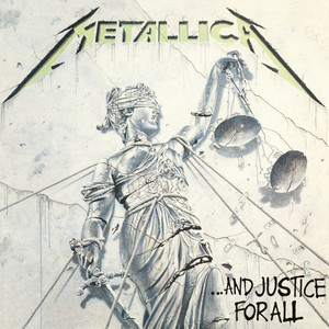 ...And Justice For All Albumcover