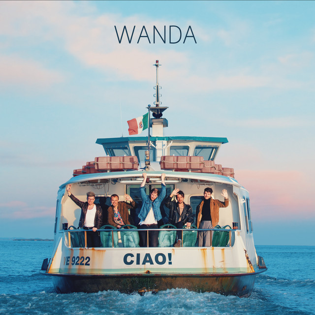 Album cover for Ciao! (Deluxe) by Wanda