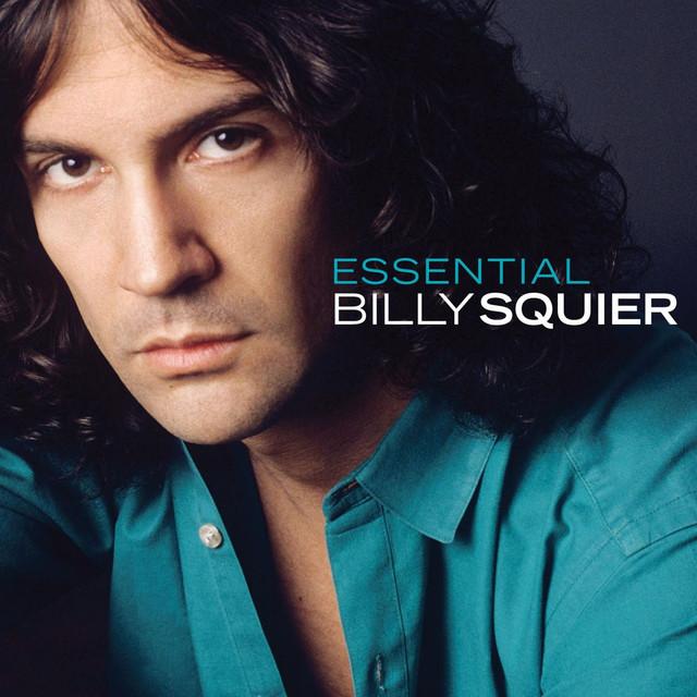 Billy Squier Essential Billy Squier album cover