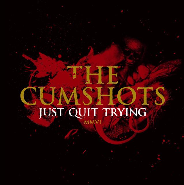 The cumshots like pouring salt on a slug lyrics