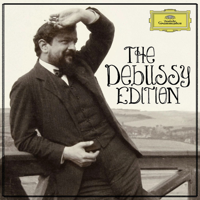 The Debussy Edition Albumcover