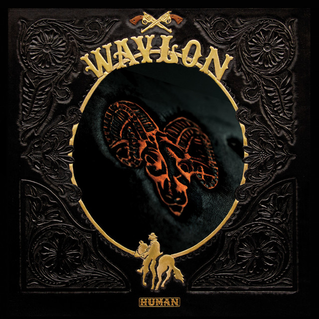 Album cover for Human by Waylon