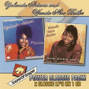 Yolanda Adams, Wanda Nero Butler Hold On cover