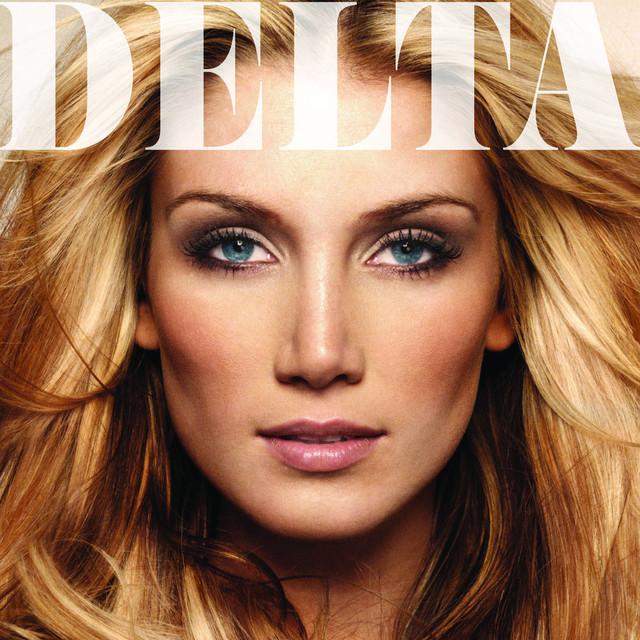 Delta Goodrem Delta album cover