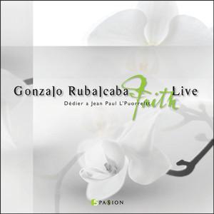 Gonzalo Rubalcaba Live Faith album