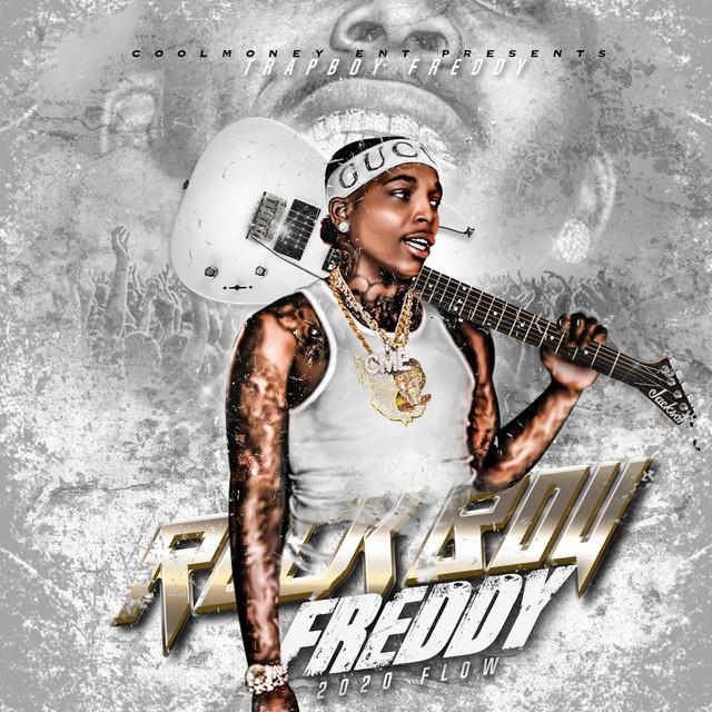 Album cover for Rockboy Freddy 2020 Flow by Trapboy Freddy