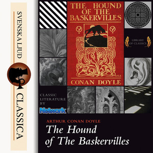 The Hound of the Baskervilles (unabridged) Audiobook