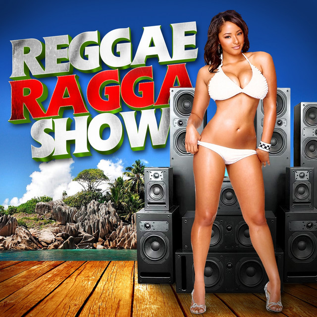 Various Artists Reggae Ragga Show album cover