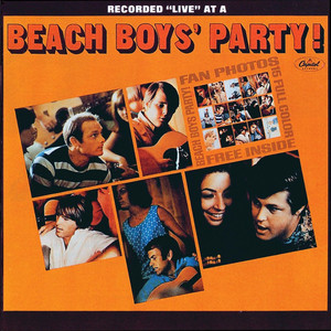Beach Boys Party! (Remastered) album