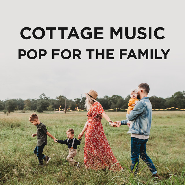 Album cover for Cottage Music: Pop For The Family by Various Artists