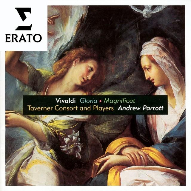 Vivaldi - Gloria/ Magnificat Albumcover