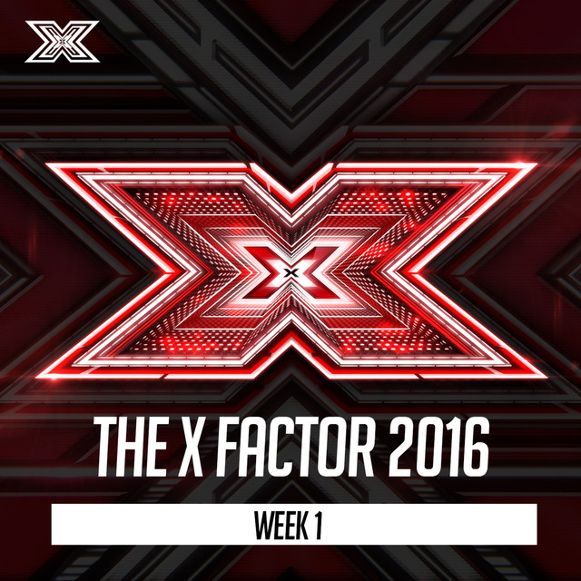 Album cover for The X Factor 2016: Week 1 by Various Artists