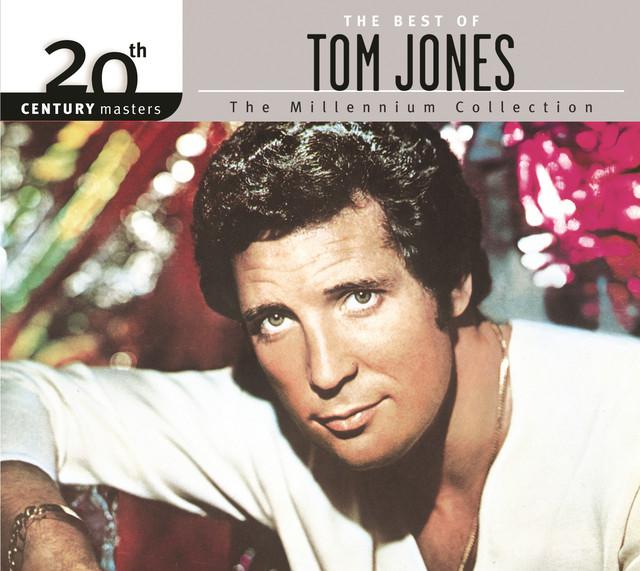 Tom Jones album cover