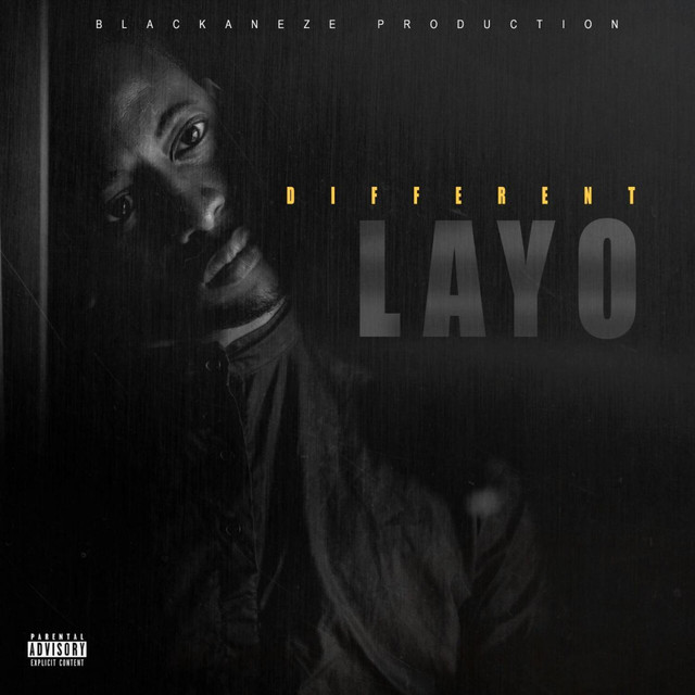 Album cover for Différent by Layo