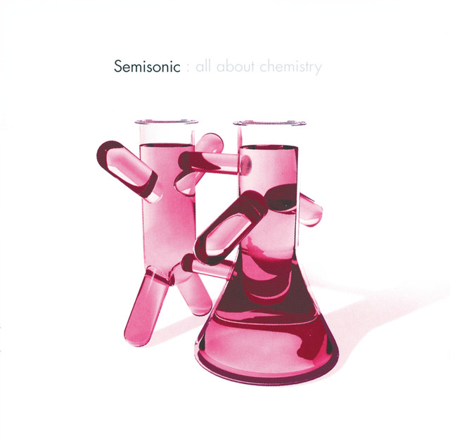 Semisonic All About Chemistry (UK Version) album cover