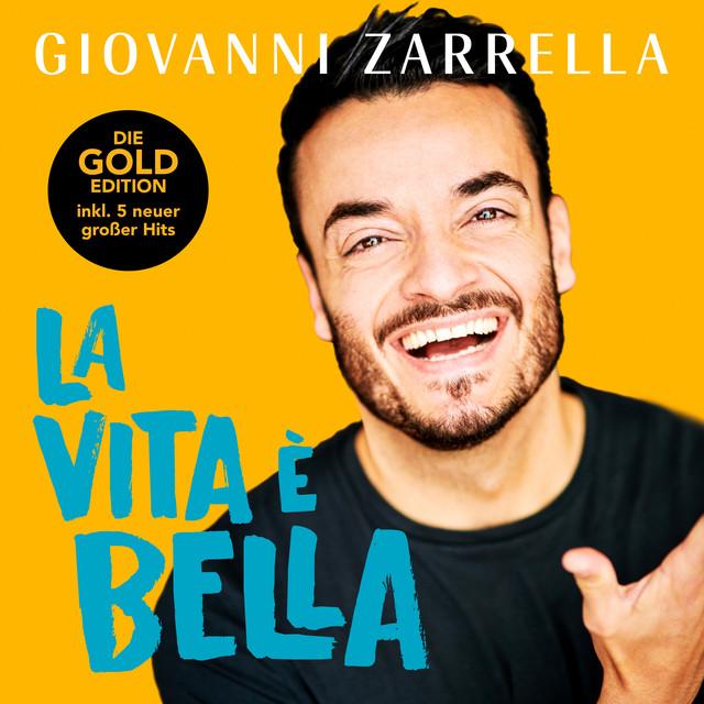 Album cover for La vita è bella (Gold-Edition) by Giovanni Zarrella