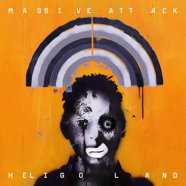 Album cover for Heligoland by Massive Attack