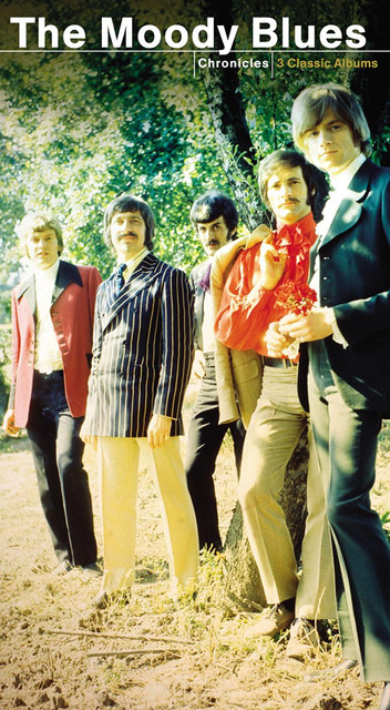 more by the moody blues - Dr Livingstone I Presume