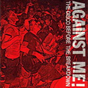 The Disco Before the Breakdown - EP - Against Me