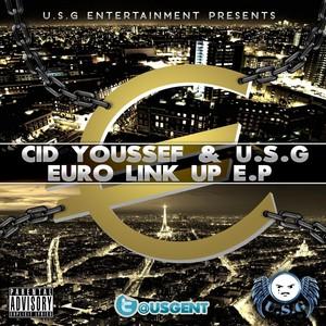 Euro Link Up E.P Albumcover