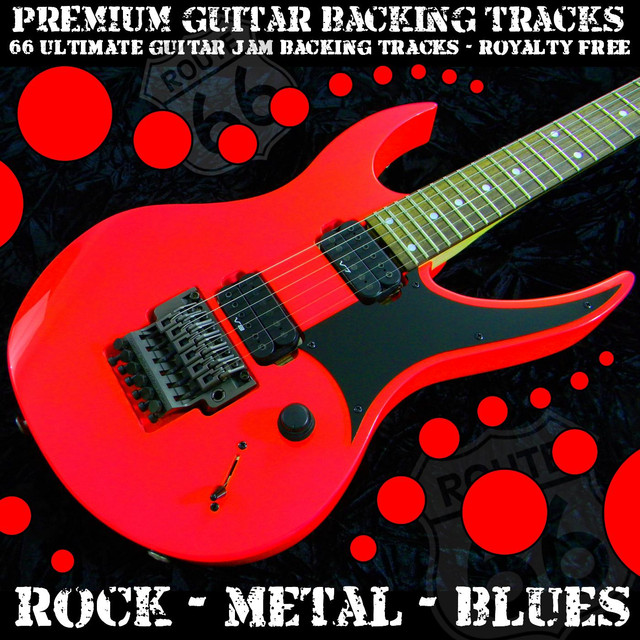 Premium Guitar Backing Tracks on Spotify