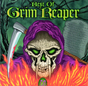 Grim Reaper All Hell Let Loose cover
