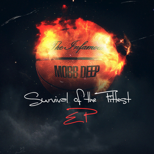 Survival of the Fittest EP Albumcover