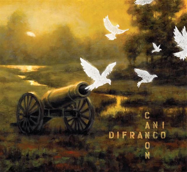 Ani DiFranco Canon album cover