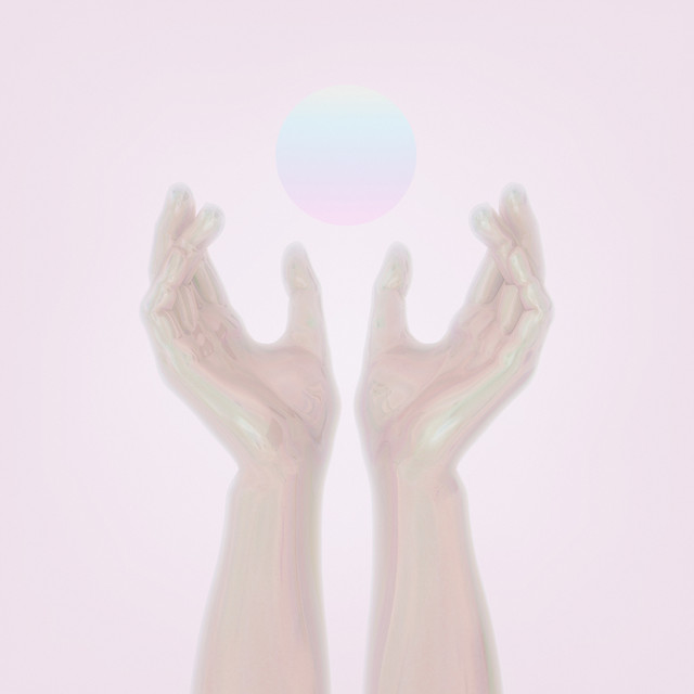 Album cover for Human Energy by Machinedrum