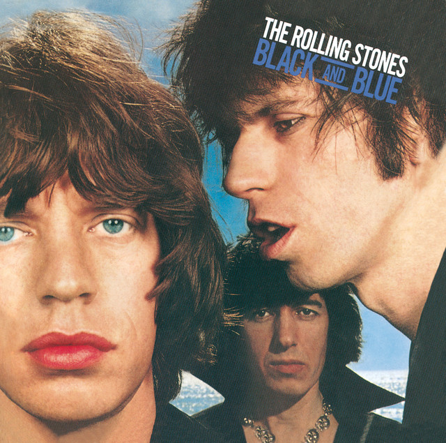 The Rolling Stones Black and Blue album cover