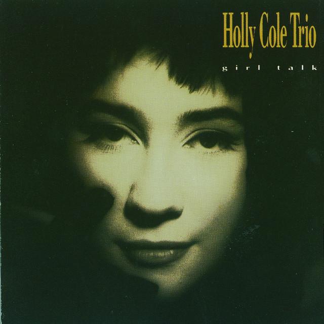 Holly Cole Trio Girl Talk album cover