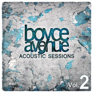 Acoustic Sessions, Vol. 2 Albumcover