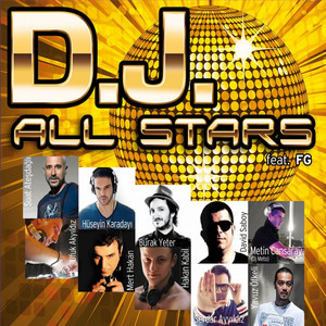 D.J All Stars Remixes Albümü