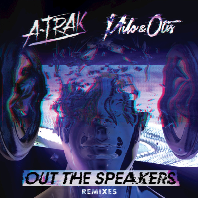 Out The Speakers (Remixes)