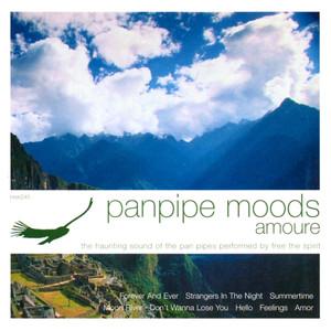 Panpipe Moods: Amoure album
