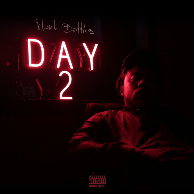 Album cover for Day 2 by Mark Battles
