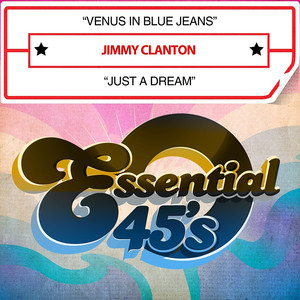 Venus In Blue Jeans / Just A Dream  - Jimmy Clanton