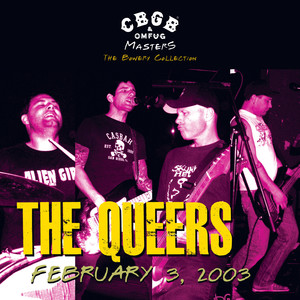 CBGB OMFUG Masters: Live February 3, 2003 The Bowery Collection