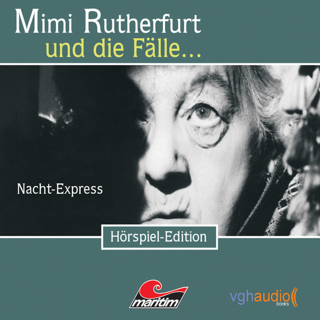 Folge 2: Nacht-Express Cover