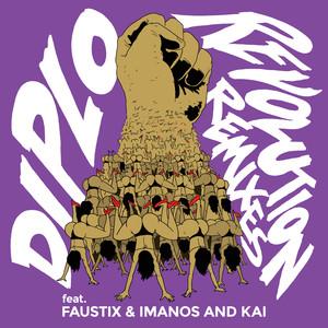 Diplo Imanos, Faustix, Kai Revolution cover