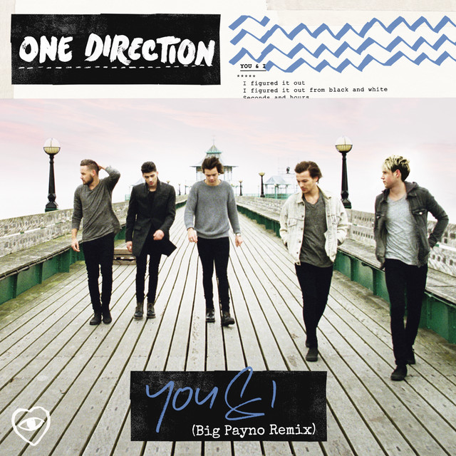 You & I by One Direction on Spotify One Direction Take Me Home Yearbook Edition
