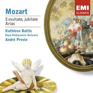 Mozart: Arias album
