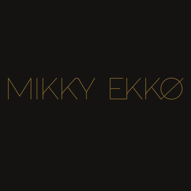 Mikky Ekko Disappear (Demo Version) album cover