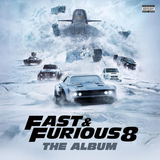 Musik Album: 'Fast & Furious 8: The Album' von  Various Artists