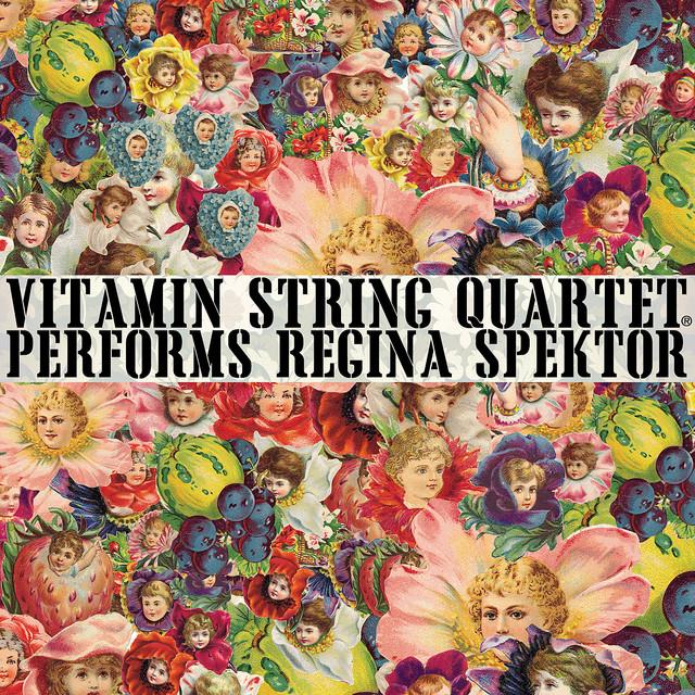 Vitamin String Quartet Performs Regina Spektor By Vitamin